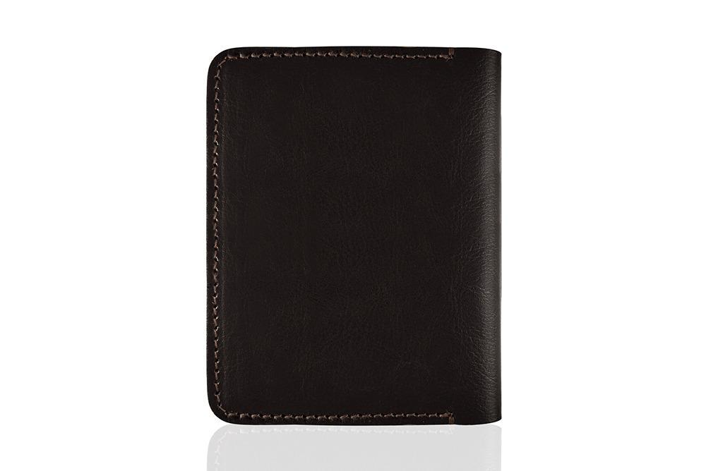 cienki-skorzany portfel-meski-braz-tyl