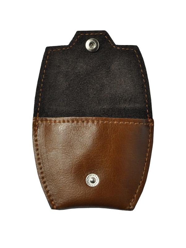 bilonowka portfel na monety jasny braz zigner otwarta maly2